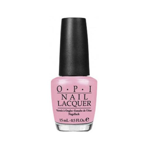 OPI Nail Lacquer, NL H38, Sophisticates Collection, I Think in Pink