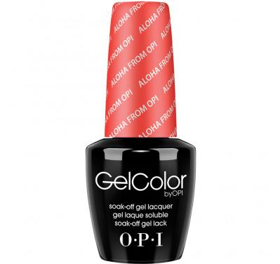 OPI GelColor, H70, Aloha from OPI, 0.5oz