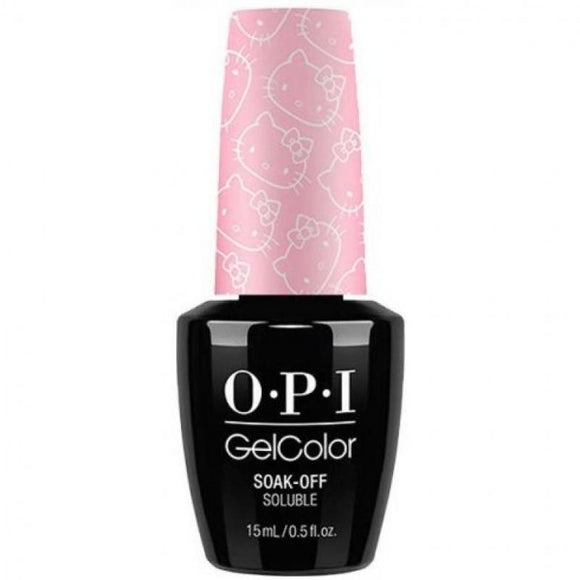 OPI GelColor, H84, Small+Cute=Hearth, 0.5oz