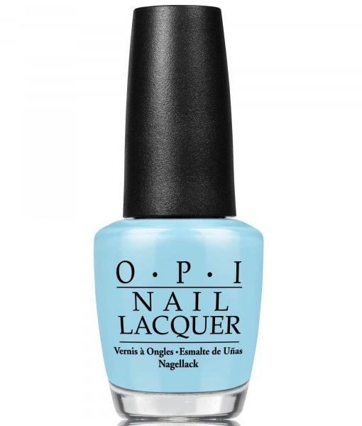 OPI Nail Lacquer, NL HRH01, Breakfast at Tiffany's Collection, I Believe in Manicures