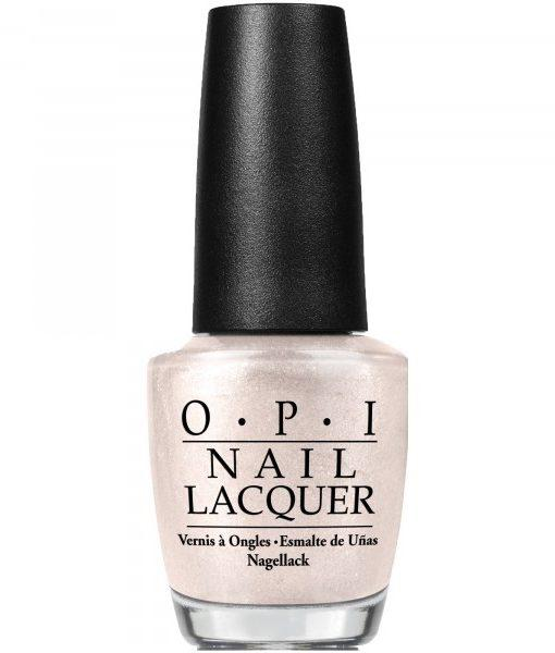 OPI Nail Lacquer, NL HRH05, Breakfast at Tiffany's Collection, Five-And-Ten