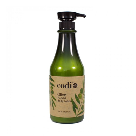 CODI Hand & Body Lotion | Olive 750mL (25 fl oz)