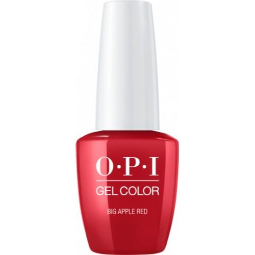 OPI GelColor, N25, Big Apple Red, 0.5oz