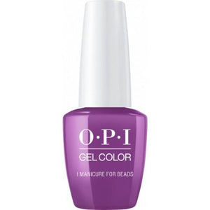 OPI Gelcolor, N54, I Manicure For Beads, 0.5oz
