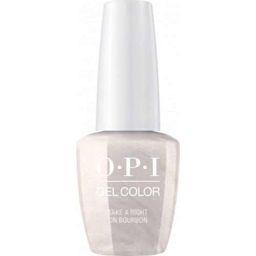 OPI Gelcolor, N59, Take A Right On Bourbon, 0.5oz