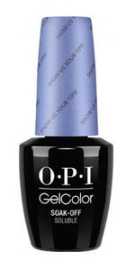 OPI Gelcolor, N62, Show Us Your Tips, 0.5oz