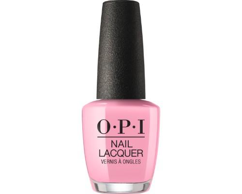 OPI Nail Lacquer 3, Lisbon Collection, NL L18, Tagus in That Selfie!, 0.5oz