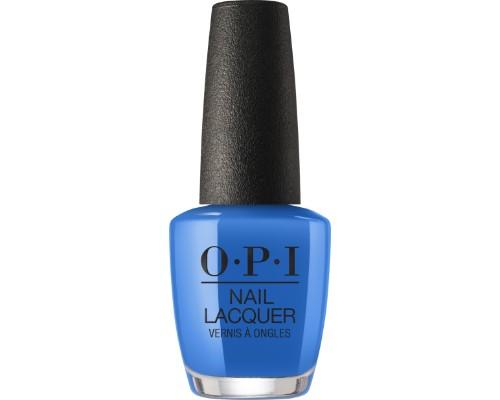 OPI Nail Lacquer 3, Lisbon Collection, NL L25, Tile Art to Warm Your Heart, 0.5oz