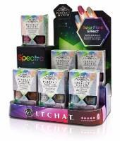 LeChat Perfect Match Nail Lacquer And Gel Polish, Spectra Collection, Color List in Note, 0.5oz, 000