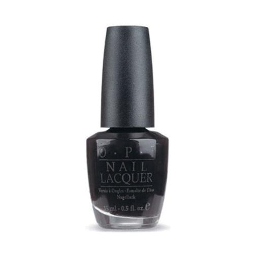 OPI Nail Lacquer, NL T02, Trendsetters Collection, Black Onyx
