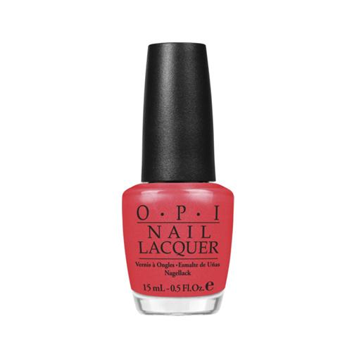 OPI Nail Lacquer, NL T30, Thrill Seekers Collection, I Eat Mainely Lobster