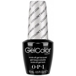 OPI GelColor, T70, I Couldn't Bare Less, 0.5oz