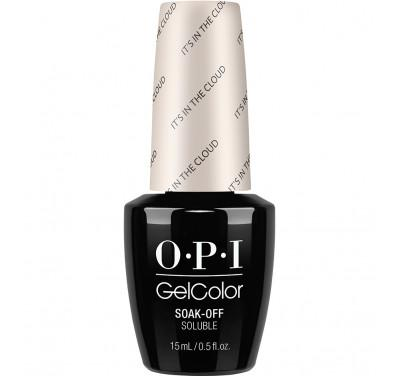 OPI Gelcolor, T71, It's in The Cloud, 0.5oz