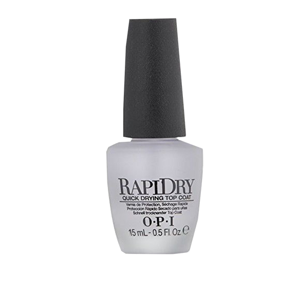 OPI Nail Lacquer, NT T74, RapiDry Top Coat