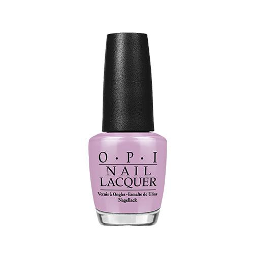OPI Nail Lacquer, NL V34, Venice Collection, Purple Palazzo Pants