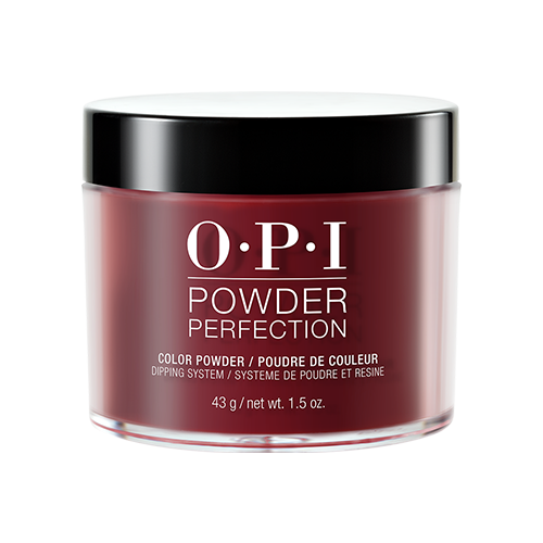 OPI Dipping Powder, DP W52, Got the Blues For Red, 1.5oz