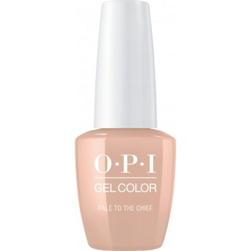 OPI GelColor, Washington DC Collection, W57, Pale To The Cheif,  0.5oz