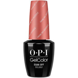 OPI GelColor, Washington DC Collection, W58, Yank My Doodle, 0.5oz