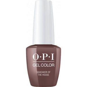 OPI GelColor, Washington DC Collection, W60, Squeaker Of The House, 0.5oz