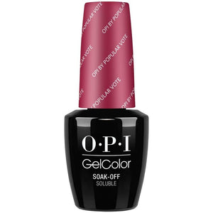 OPI GelColor, Washington DC Collection, W63, By Popular VoteE, 0.5oz