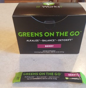 Greens on the Go™