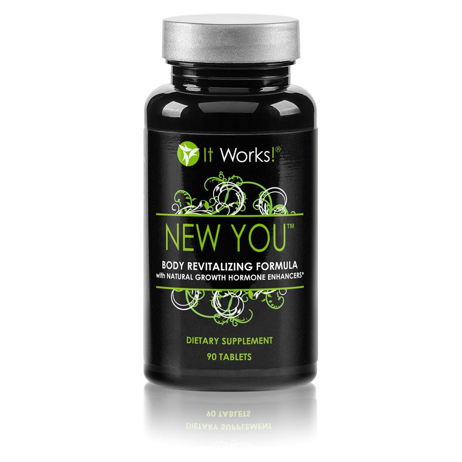 New You® Body Revitalizing Formula
