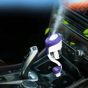 12V Car Air Essential Oil Air Purifier