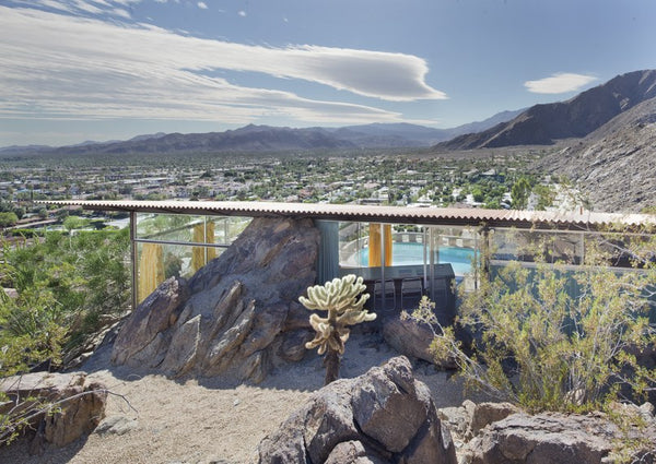 Palm Springs, a Desert Modernism Mecca