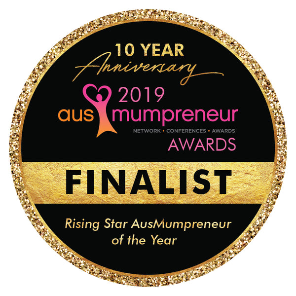 Rising Star AusMumpreneur of the Year Finalist