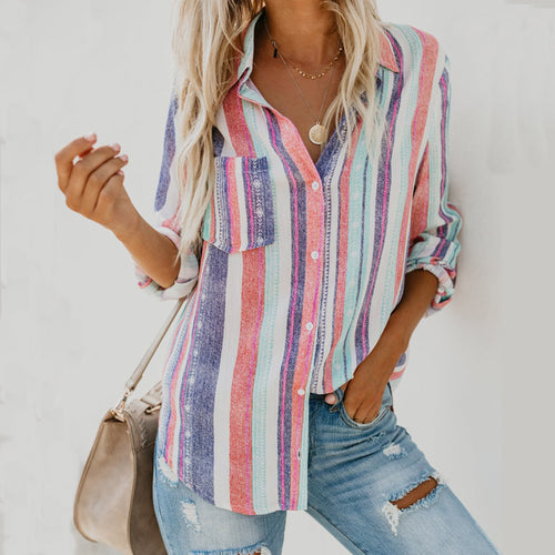 A Stylish Long-Sleeved Shirt