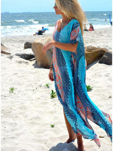 Turkey Gown Style Beach Dress Maxi Dress