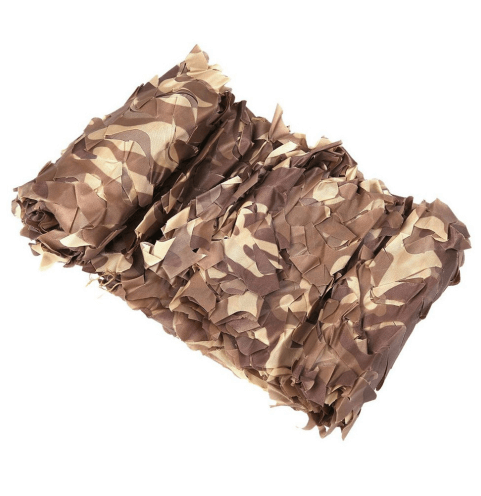 Military Camouflage Net Cover Car Tent