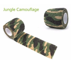 Military Equipment Camouflage Tape