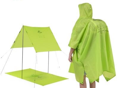 Multi-Function Tent Jacket