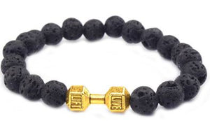 Dumbbell Lift Bracelet