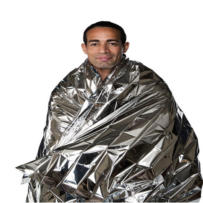 Emergency Survival Foil Blanket Thermal