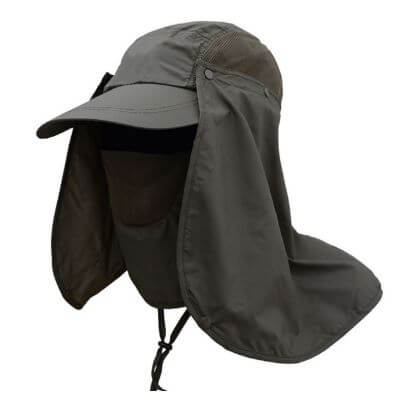American Fishing & Camping Hat