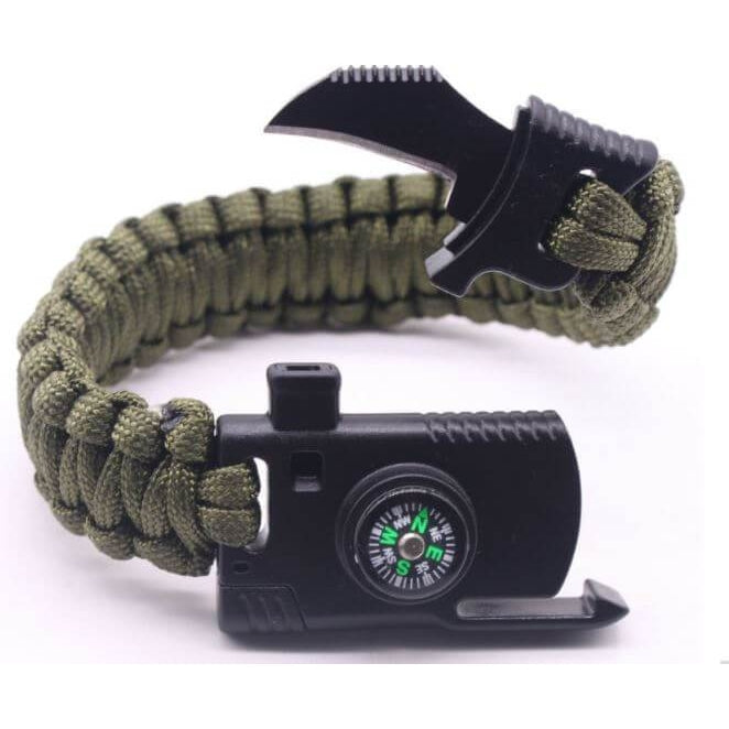 Marines Paracord Survival Gear Bracelet