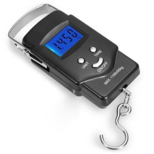 Heavy Duty Digital Scale [back-light LCD display]