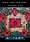 How to Embroider a Poppy EBook Download