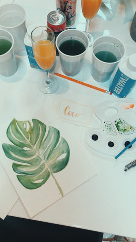 Therapy painting