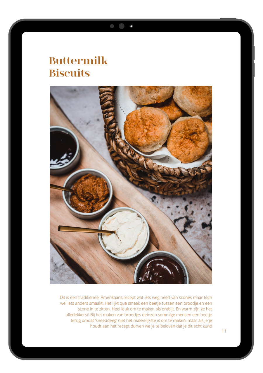 E-book: MERRY BAKING!