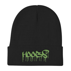 Hoobs Embroidered Beanie