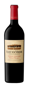 Rust En Vrede Single Vineyard Cabernet Sauvignon 2017