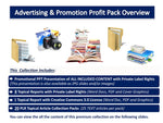 ADVERTISING & PROMOTION