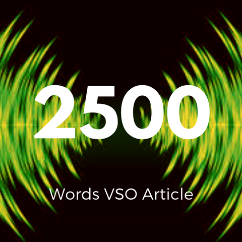 Voice Search Optimized Premium 2500 Words Hand Written Article