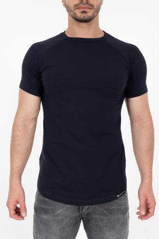Essential Tee - Navy Blue