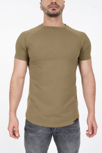 Essential Tee - Green Military
