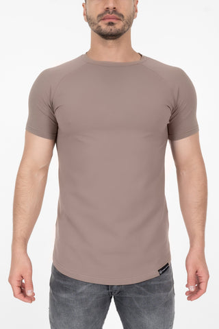 Essential Tee - Brown