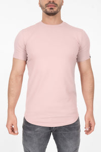 Established Tee - Pink